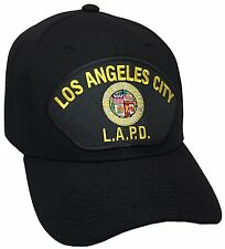 Los Angeles Police Department LAPD Hat Black Ball Cap