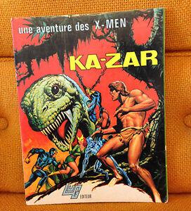 Lug   Une Aventure des X-MEN   KA-ZAR      Jan18