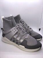 Adidas EQT Support ADV Winter Size 10 Grey Knit BZ0641