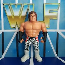 Brutus The Barber Beefcake - Series 3 - WWF Hasbro Wrestling Figure WWE