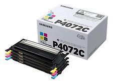 Samsung CLT-P4072C/ELS Confezione 4 Toner, Ciano/Magenta/Giallo/Nero
