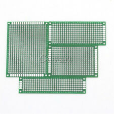 20Pcs Double-Side Prototype PCB Board, 5x7 4x6 3x7 2x8CM, Each 5Pcs