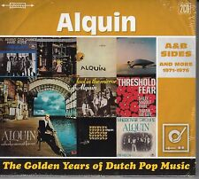 Alquin-Golden Years of Dutch pop music, A & B Sides and more, 2cd NUOVO