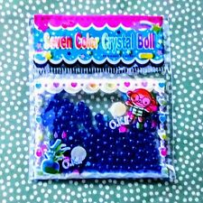 1 PACKET(200pcs) BLUE BLASTER WATER BEADS CRYSTALS ORBEEZ VASE CRAFTS. BUY2 GET3