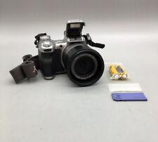 Sony Cyber-shot DSC-H1 5.0MP Digital Camera Silver - Fast Free Shipping - G44