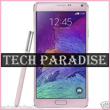 Stylet Stylus Spen pour for Samsung Galaxy Note 4 Edge SM N910 N9100 Rose Pink