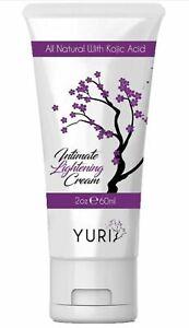Yuri Intimate Skin Lightening Cream - Natural Whitening for Sensitive Areas