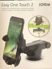 NIB iOttie HLCRIO121 Easy One Touch 2 Universal Car Mount – Black