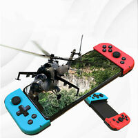 Wireless Bluetooth Game Controller Portable Telescopic Gamepad for iOS Android