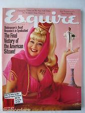 ROSEANNE, AMERICAN SITCOM, STING, TEA LEONI, ARMANI in March 1993 Esquire mag VG