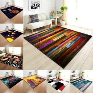 Living Room Carpet 3D Pattern Children Rug Kids room Decoration Large carpet Mat