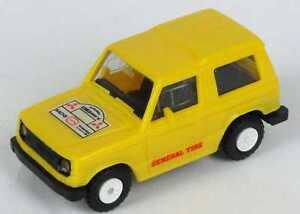 "1:87 Mitsubishi Pajero Short "" Camel, General Tyre "" - Rietze 30187"