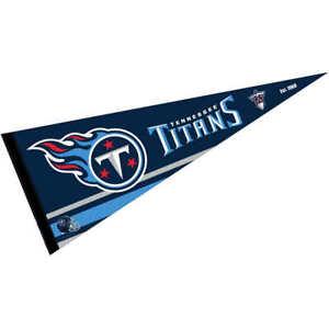 Tennessee Titans Pennant Flag