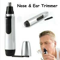 ALL in 1 Mens Nose Hair Trimmer Clipper Ear Eyebrow Shaver Grooming Cutter