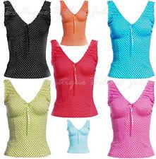 Klassische Hüftlang Damenblusen,-Tops & -Shirts mit V-Ausschnitt und Baumwolle