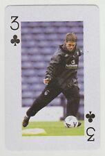 Football World Cup 2006 Playing Card single - Michael Owen - Liverpool - England