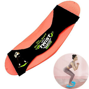 Twisting Balance Board Fitness Yoga Simply Fit Wobble Gym Exercise Equipment