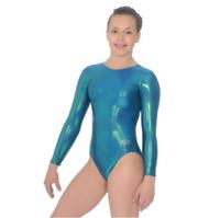 607e02129 Purple Salto Sleeveless Gymnastics Leotard Size 26 (5-6 years)