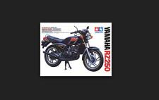 YAMAHA RZ250 1980  1/12  Kit di montaggio 14002  Tamiya