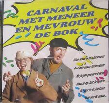 CARNAVAL MET MENEER EN MEVROUW DE BOK - CD