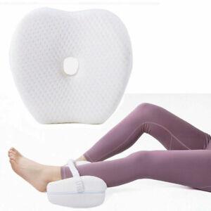 Memory Foam Leg Pillow Orthopaedic Cushion Back Hips Knee Support Hollow Bandage