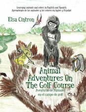 Animal Adventures on the Golf Course : Learning Animals and Colors in English...
