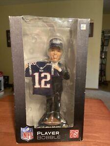 Tom Brady Draft Day Bobblehead