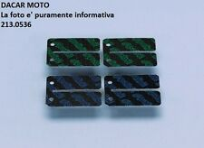 213.0536 SET LAMELLE IN CARBONIO POLINI PIAGGIO ZIP 50 AIR - ZIP 50 AIR mod.2000