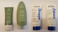 Nexxus Salon Hair Care Syntress, Botanoil,Therappe and Exoil Shampoo