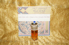 WARD AL SUFI Attar Saffron, Ambergris, Golden Amber, Deer Musk, Bulgarian Rose
