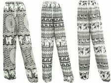 Unbranded Hippie Plus Size Trousers for Women
