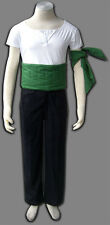 One Piece Cosplay Costume Roronoa Zoro 1st Any Size