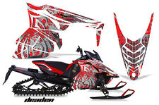 Yamaha Viper Graphic Sticker Kit AMR Racing Snowmobile Sled Wrap Decal 14-16 DED