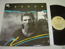 PERRON Self-Titled LP Amplitude Records QUEBEC FRENCH ROCK RARE VG+/GD+