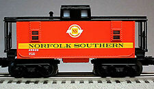 Lionel Norfolk Southern Caboose NS Heritage Orange # 6-25929 O Guage