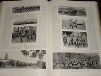 1899 BOER WAR NATAL MOUNTED DURBAN LIGHT TRANSKEI ETC