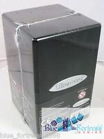ULTRA PRO BLACK SATIN TOWER DECK BOX COMPARTMENT FOR DICE MTG WoW POKEMON