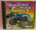 Monster Truck Madness 2  Cd Rom Pc Computer Game 1 Owner! Tested / Working !
