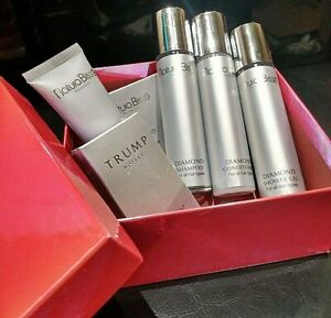 Natura Bisse Diamond Gift Box of 6 Items From Trump Hotels Collection