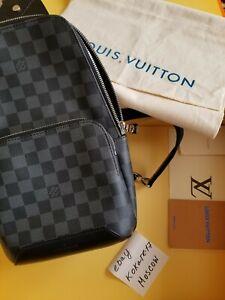Louis Vuitton Avenue Bag Original