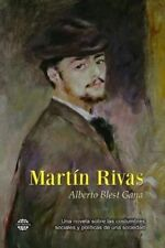 NEW Martin Rivas (Spanish Edition) by Alberto Blest Gana