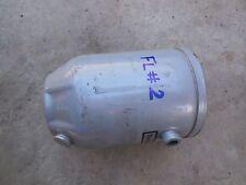 Porsche 356 / 912 Oil Filter Canister , No Lid FL#2
