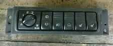 OLDSMOBILE SILHOUETTE REAR A/C CLIMATE CONTROL 2001-2005