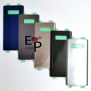 Battery Door Back Glass Cover For Galaxy Note 5 Note 8 Note 9 Note 10 Note 20