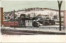 Fox Hill PA in the Winter Chester County PA Postcard