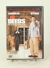 Mr. Deeds Used  DVD  MC4A