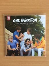 One Direction - Live While We're Young  - Rare 9 Remix CD PROMO