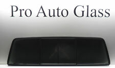 1973-1997 FORD F-SERIES Rear Sliding Back Window Glass Privacy Tint 4 Panel -New