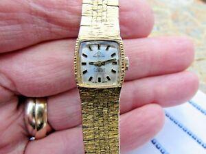 1970's Modaine 17J Swiss Made Ladies Watch - Good Working Order/Decent 4 Age