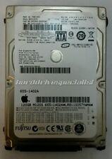 """Fujitsu MYH2120BH 120GB SATA 2.5"""" Laptop Drive P/N:CA06889-B42500AP F/W:0081000D"""